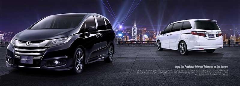 Jual Honda Odyssey Bandung