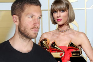 Taylor Swift annoyed with Calvin