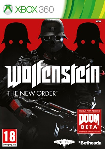 Wolfenstein The New Order XBOX 360 Español Region Free