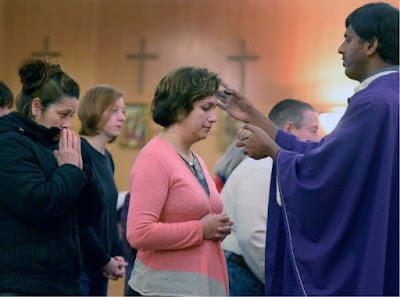 Retreats Beckon Utah Catholics as Lent begins.