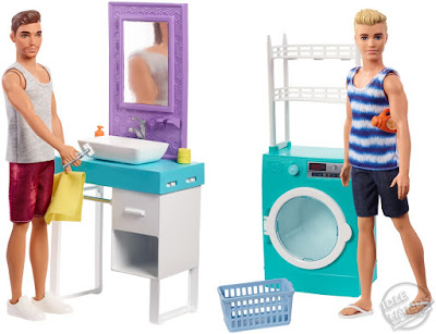 Toy Fair 2019 Mattel Barbie Ken Room & Doll Assortment 49