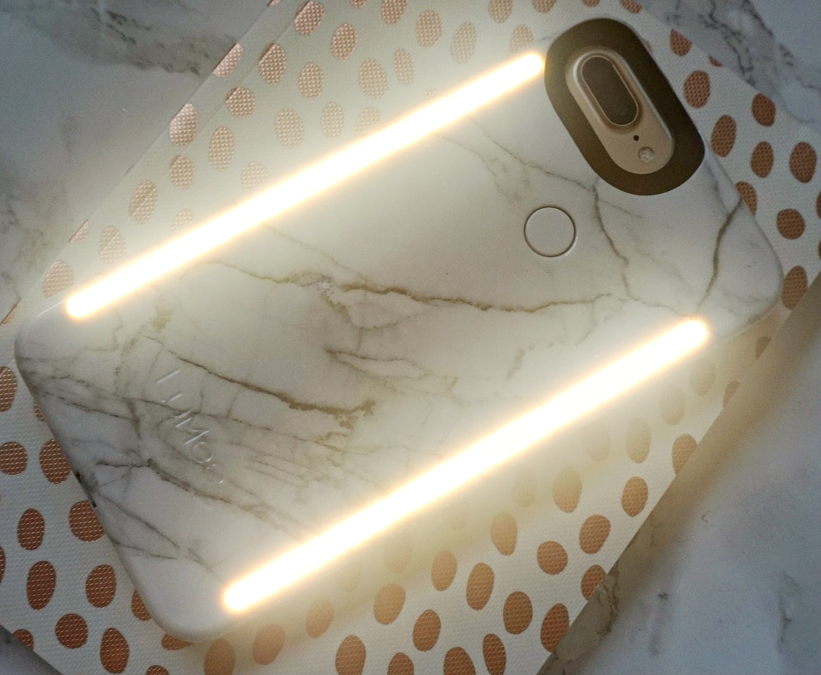 led selfie case for the iphone