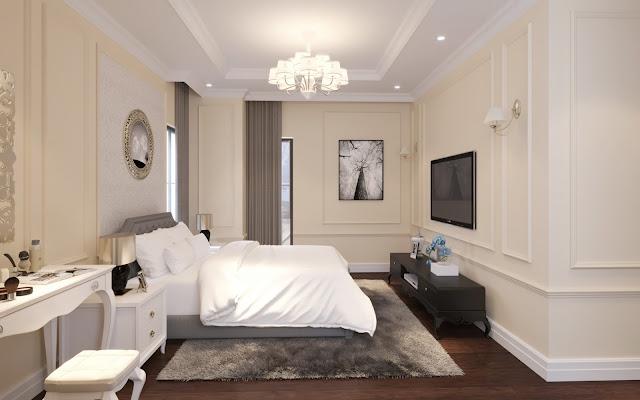 Thiết kế nội thất phòng ngủ IRIS GARDEN