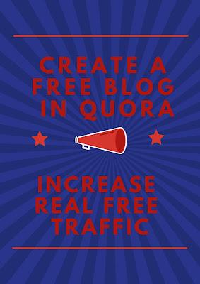 Blog Post for Free in Quora & Earn Money