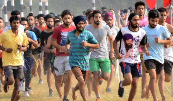Bemetara Army Rally, Indian Army Rally, Open Bharti Rally