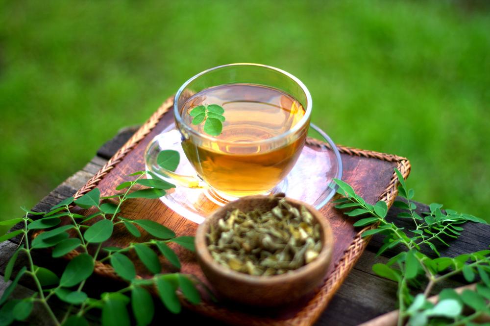 Moringa tea health drinks