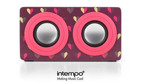 Competition Win An Intempo Mini Blaster Speaker The