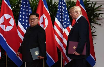 Donald Trump Kim Jung Un