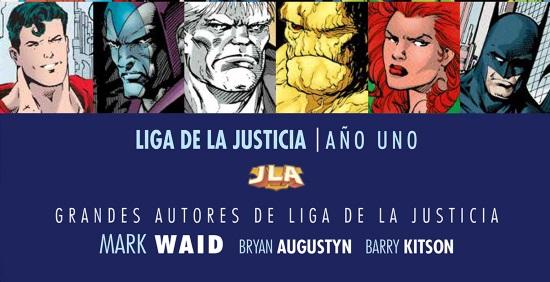 Grandes Autores de la Liga de la Justicia: Mark Waid - Año Uno. La Crítica