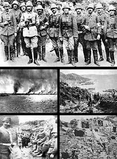 Çanakkale Savaşı - ATATÜRK