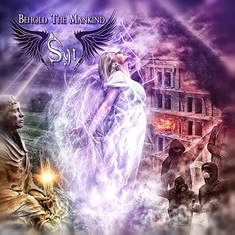 S91 New Album, Behold the Mankind. Release on November th, 2016 via Underground Symphony Records