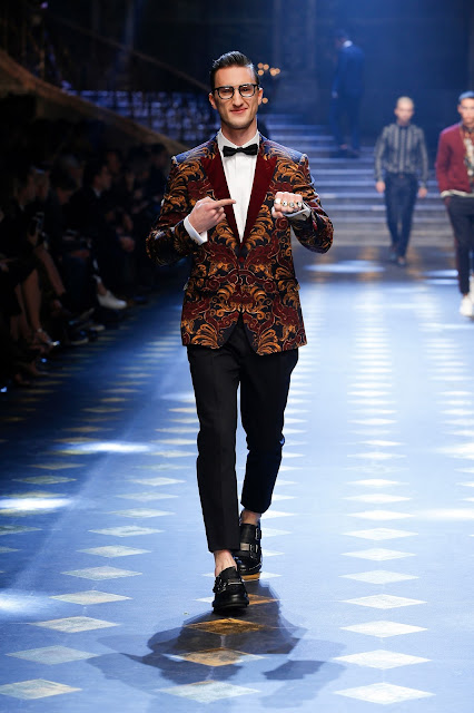 Marcel Floruss Dolce & Gabbana Fall Winter