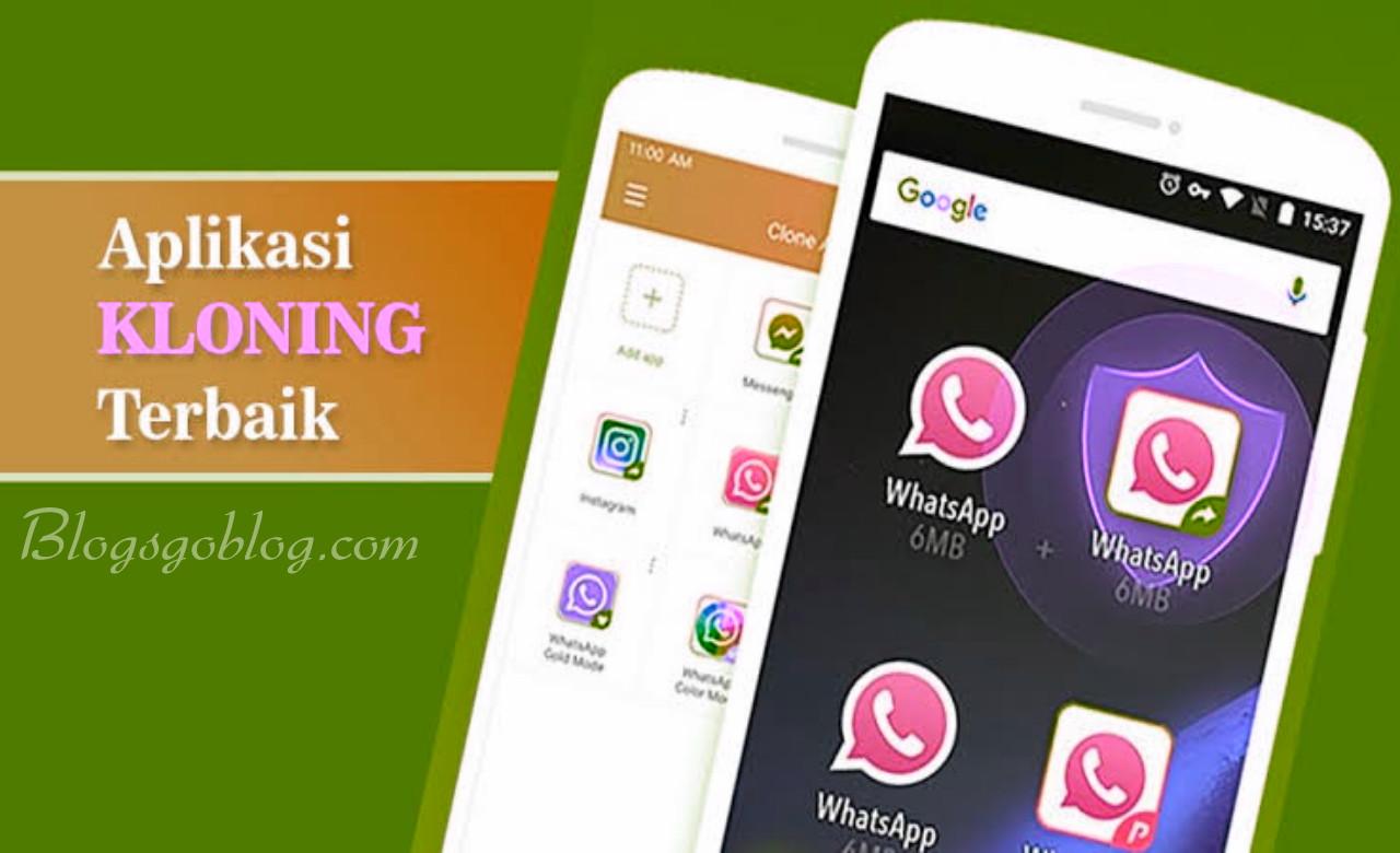 Aplikasi Kloning perangkat Android Terbaik Terbaru