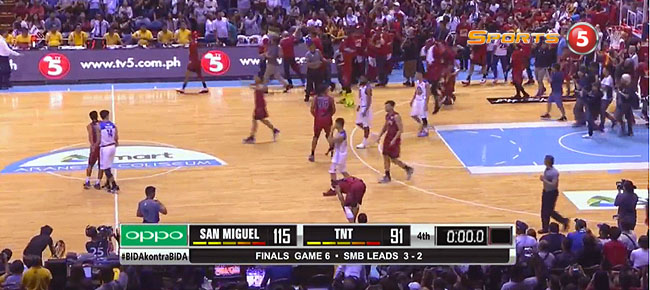 San Miguel def. TNT, 115-91 (REPLAY VIDEO) Finals Game 6 / July 2