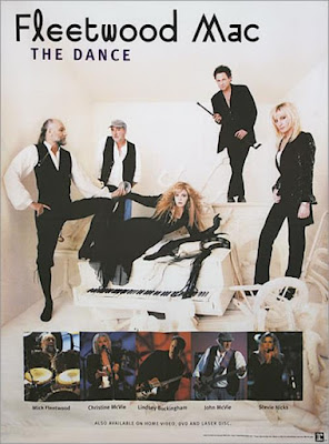 Fleetwood Mac The Dance DVD R1 NTSC VO
