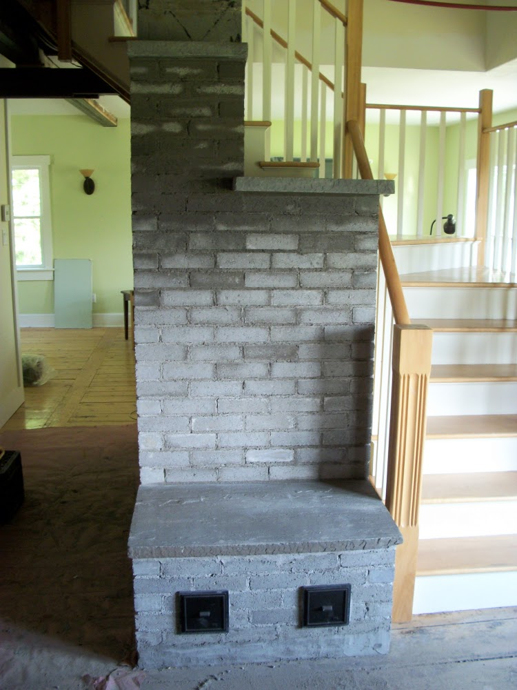 Michael Thronson Masonry Masonry Heater In Brookfield
