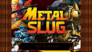 Metal Slug Apk Data Android - Free Download Game Smartphone