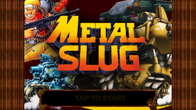 Metal Slug Apk Data Android - Free Download Game Smartphone