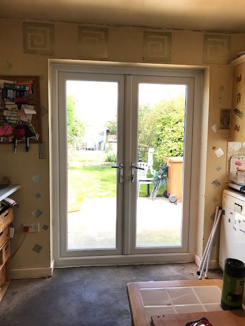 French door installation costs