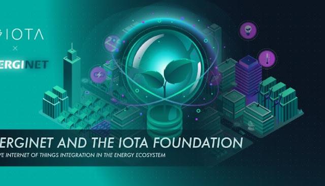 شركة IOTA تتحالف مع عملاق الطاقة الدانماركي