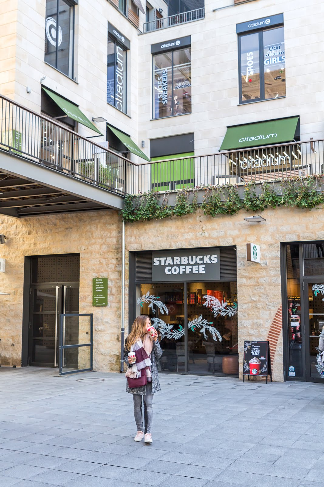 Starbucks Bordeaux