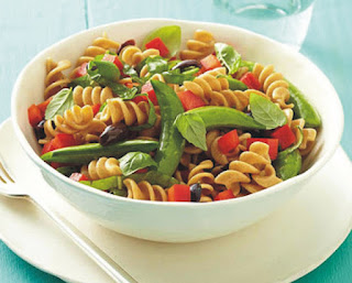Pasta Salad Recipe with Italian Dressing