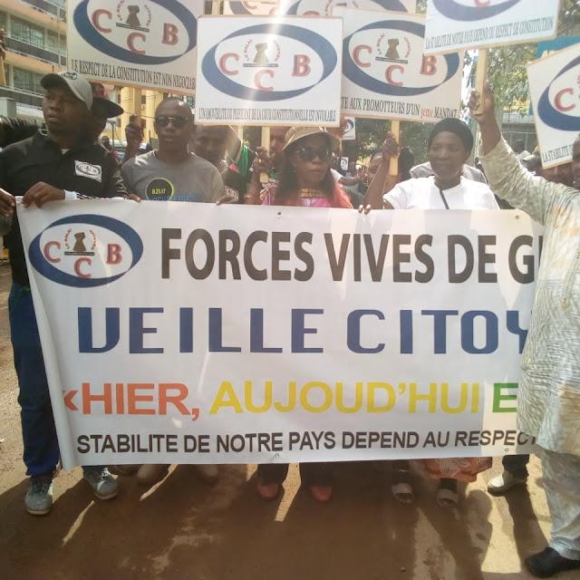 Guinée: Cour constitutionnelle, Des leaders d'opinion engagés à défendre les textes de la constitution1