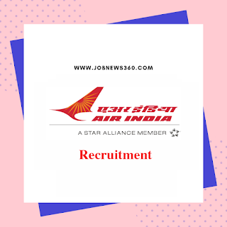 Air India Recruitment 2019 for RT Operators (16 Vacancies)