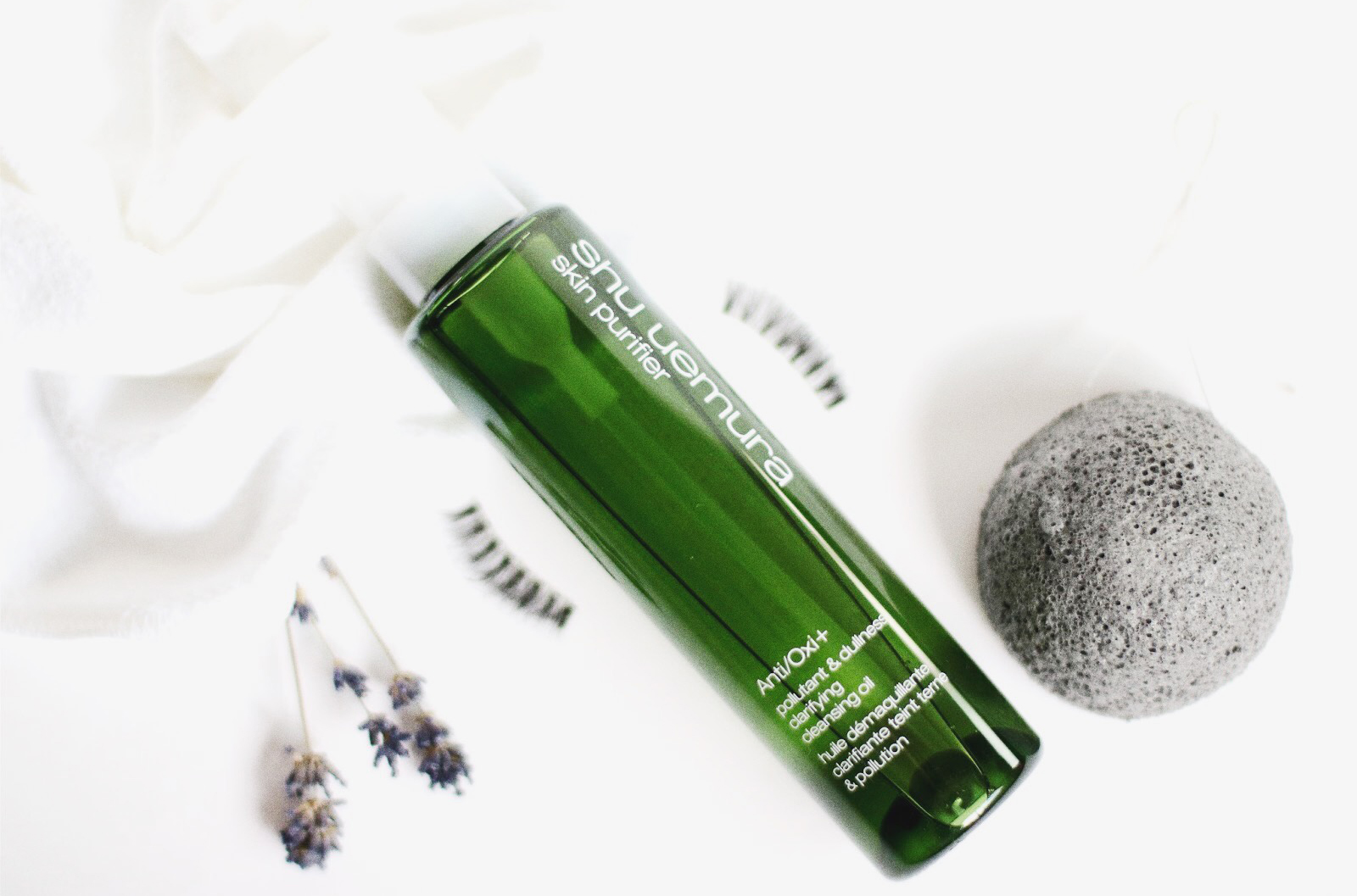 shu uemura huile démaquillante anti oxi + avis test sans huile minerale