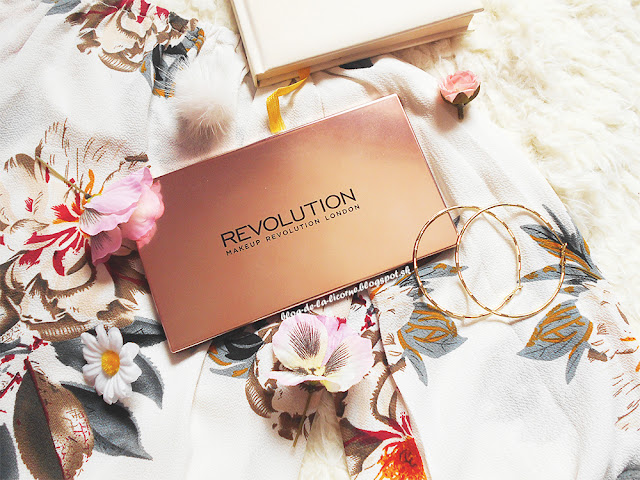 Makeup Revolution London Flawless 4 recenzia