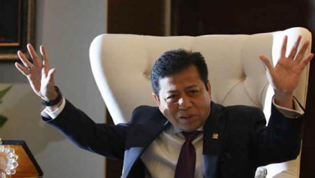 AGEN BOLA - Kehilangan jabatan Ketua DPR dan Ketua Umum Partai Golkar