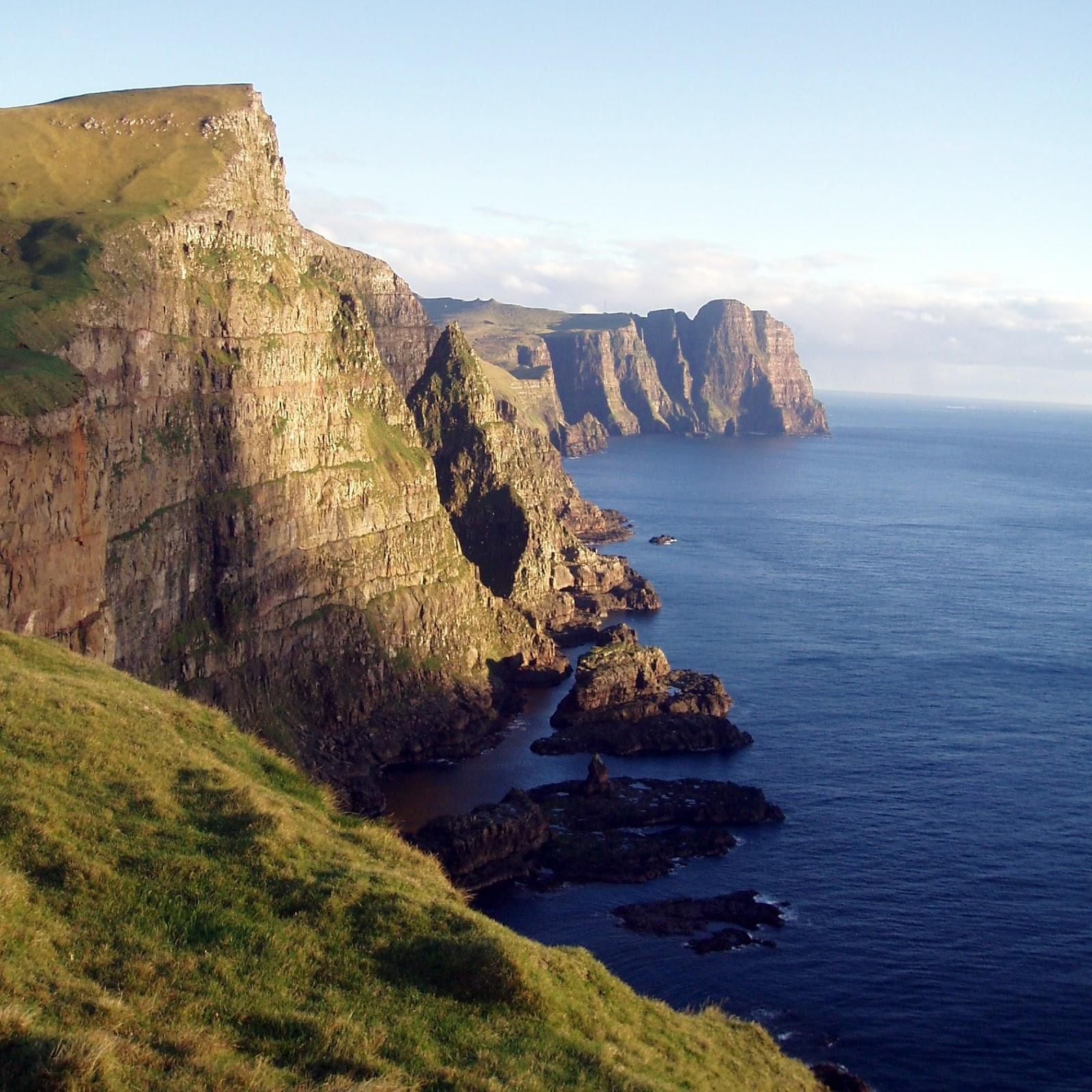 Strikkefåret: Turen går til færøerne