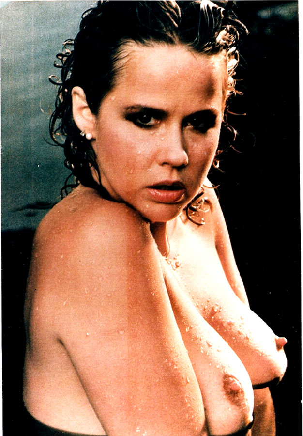 Linda blair nipples thank