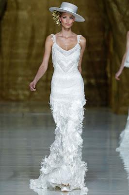 Vestidos de novia flamenco
