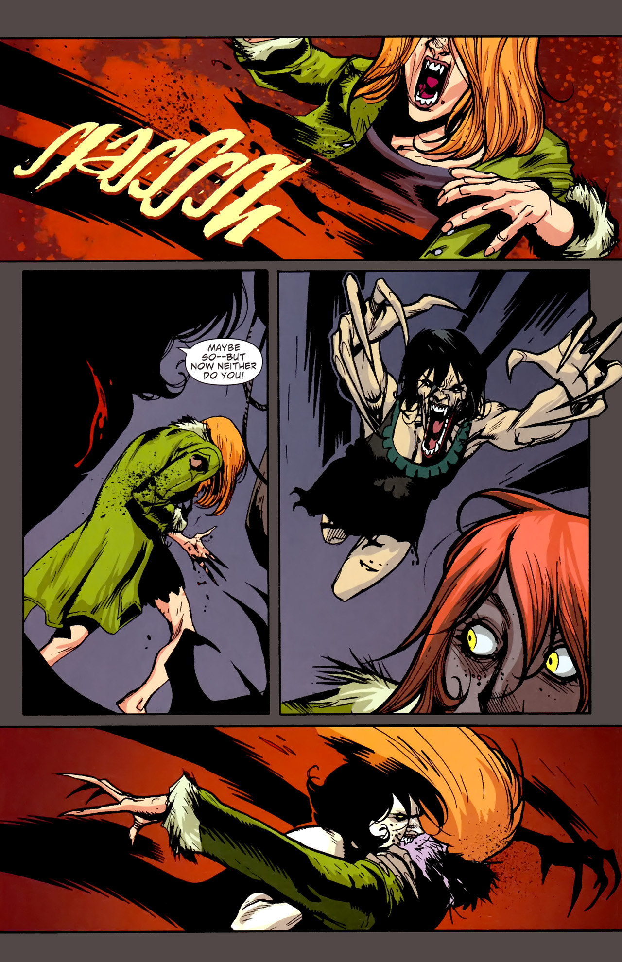 Read online American Vampire comic -  Issue #5 - 13