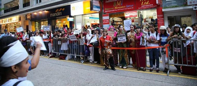 BMI Adakan Aksi Damai 1000 Lilin Tolak Perdagangan Manusia dan Save NTT