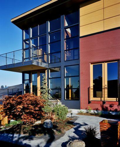 House Designs: Modern And Minimalist Design House Exterior