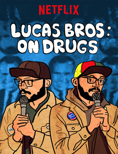Ver Lucas Brothers: On Drugs (2017) Online