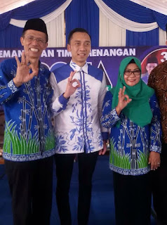 Dihadapan Ribuan Warga, EBY Yakin Prona Figur Pas Bagi Kabupaten Magetan
