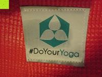 Logo: Yogamatte »Annapurna Classic« / Die ideale Yoga- und Gymnastikmatte für Yoga-Einsteiger. Maße: 183 x 61 x 0,3cm, in vielen Farben erhältlich.