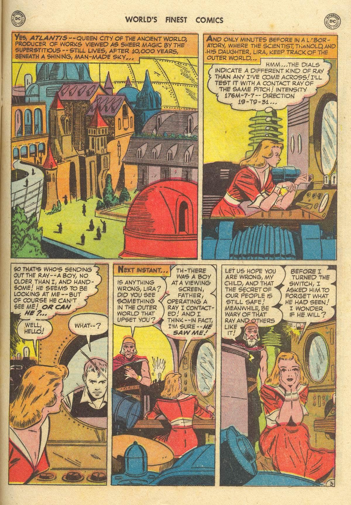 Read online World's Finest Comics comic -  Issue #51 - 31