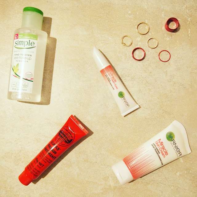 Garnier, Simple, Lucas Paw Paw | Almost Posh