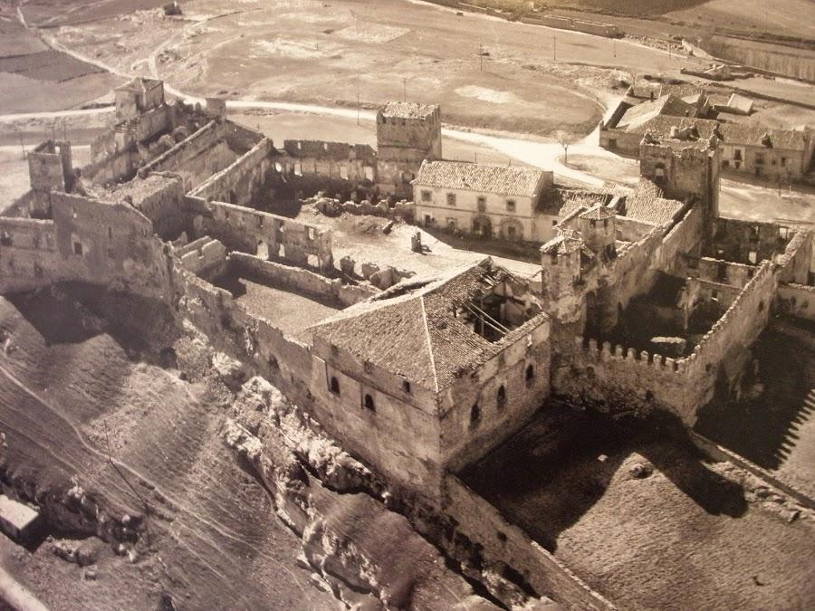 Castillo de Sigüenza en la antigüedad