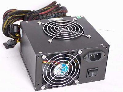 yang menyebabkan CPU mati total dan tidak ada reaksi  Cara Memperbaiki Power Supply Komputer PC Sendiri