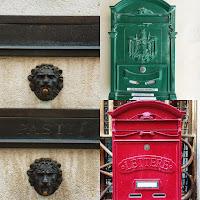 Venetian Post Boxes