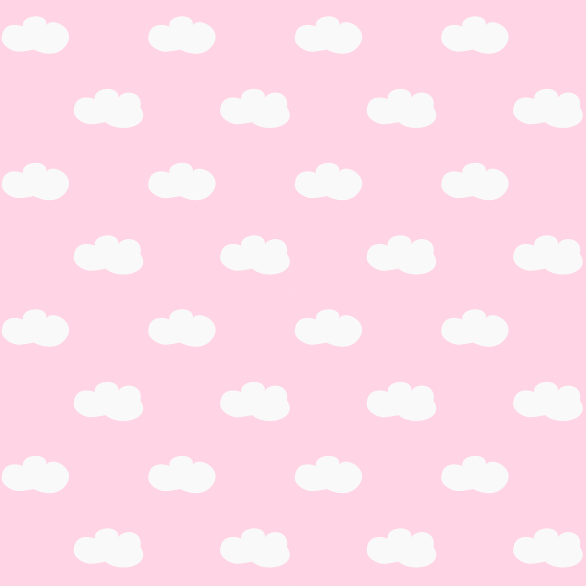 Pop Up Home Free Digital Fluffy Clouds Scrapbooking Papers