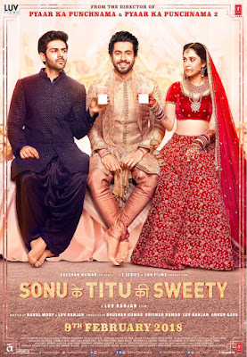 Sonu Ke Titu Ki Sweety 2018 Hindi Pre-DVDRip 700MB x264