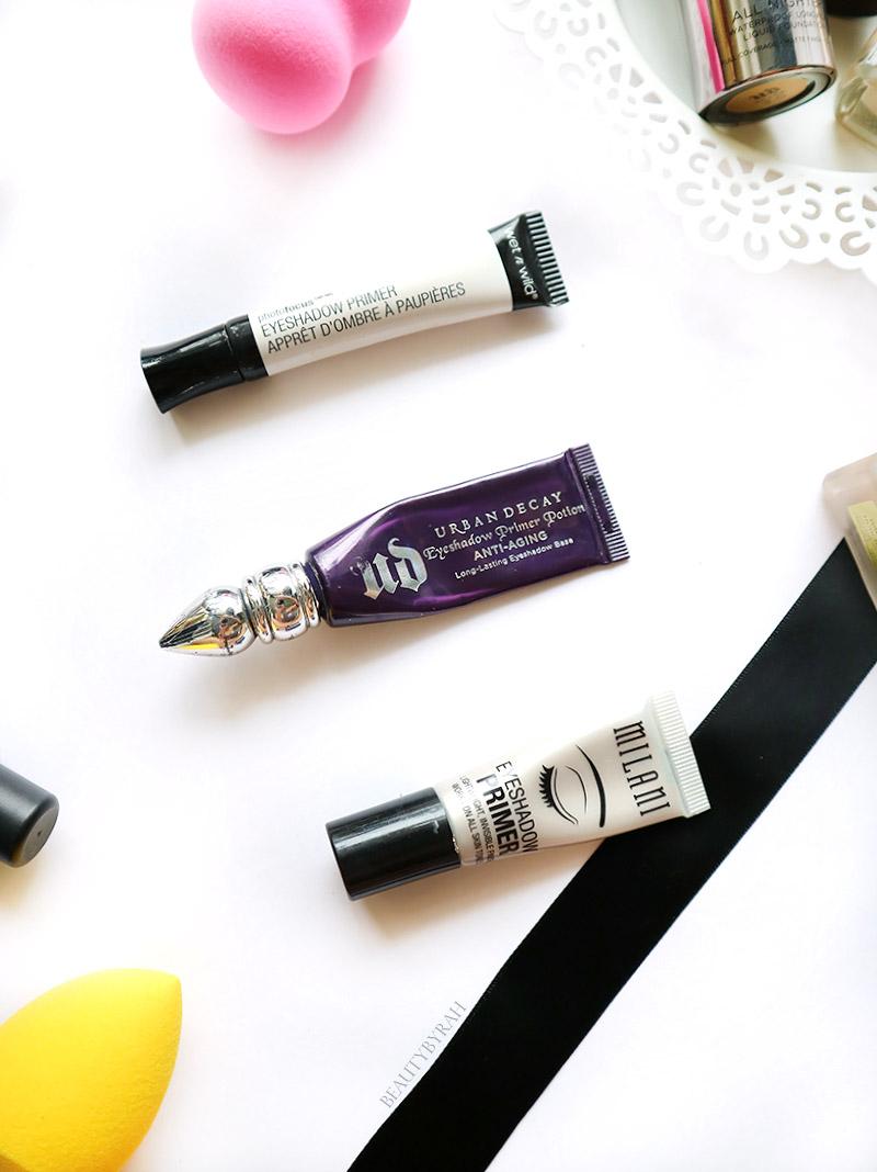 Eye Primer Trick to make Foundation Last Longer For Oily Skin