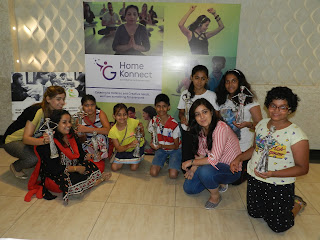 Gulshan Homz gives a helping hand to the NGO
