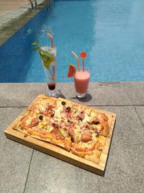 Promo Pizza Italia di Harris Hotel Semarang